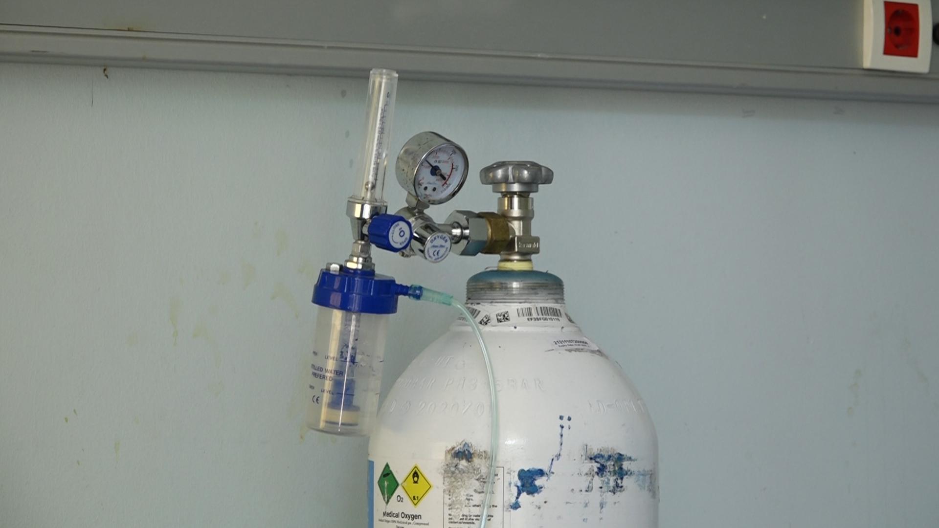Kjo është situata me furnizimet me oksigjen në Spitalet e Kosovës